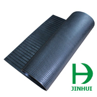 cattle anti slip rubber mat