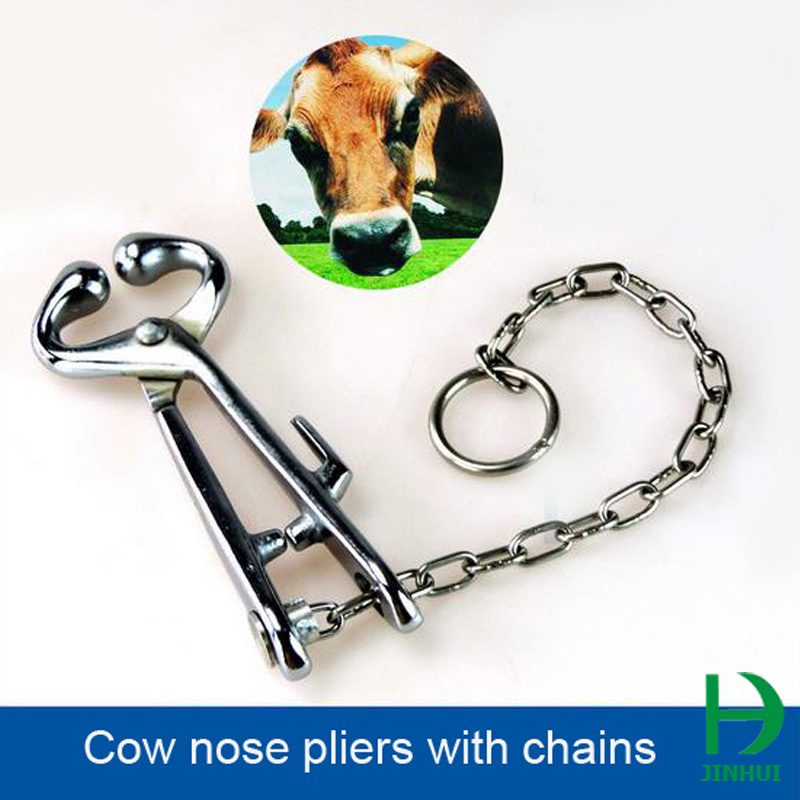 practical cattle nose holders