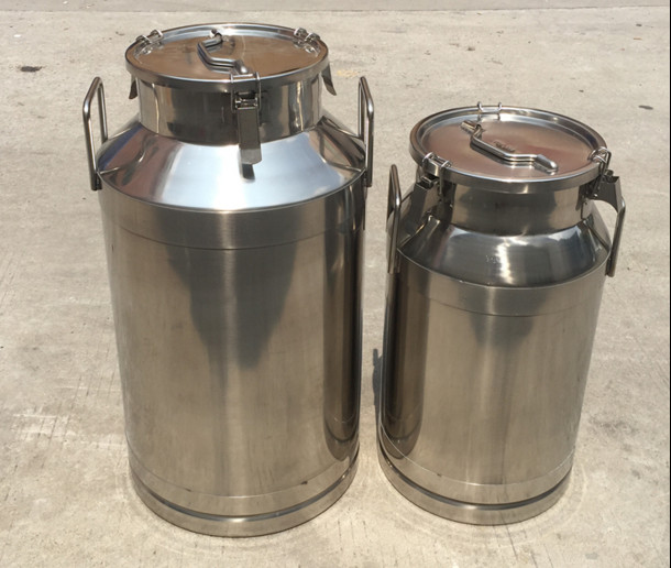 manufacture aluminium milk barrel