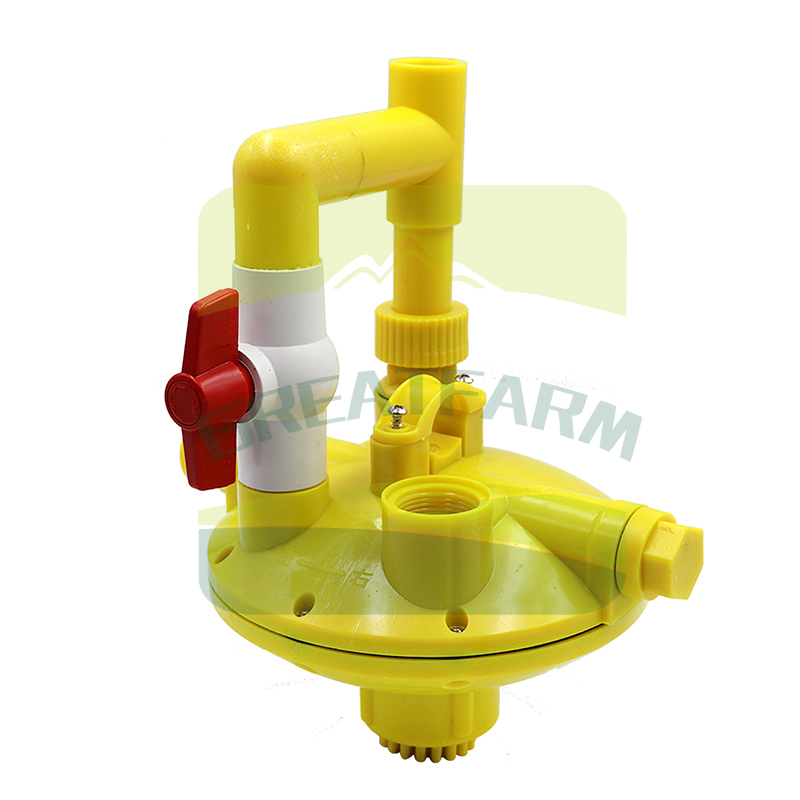 Chicken Farm Water Pressure Regulator Chicken Nipple Drinker Lnstall Accessories Farm Animal Supplies Feeding Watering Supplies