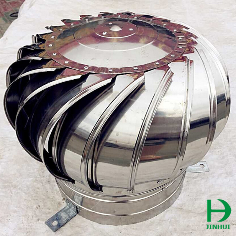 Roofing automatic fan