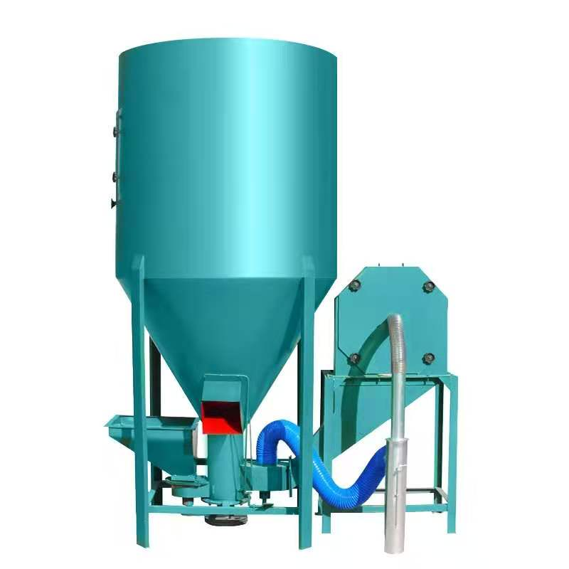 Mixer grinder machine - Feed pellet machine unit
