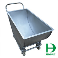 stainless steel handcart