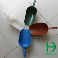 plastic feed shovel