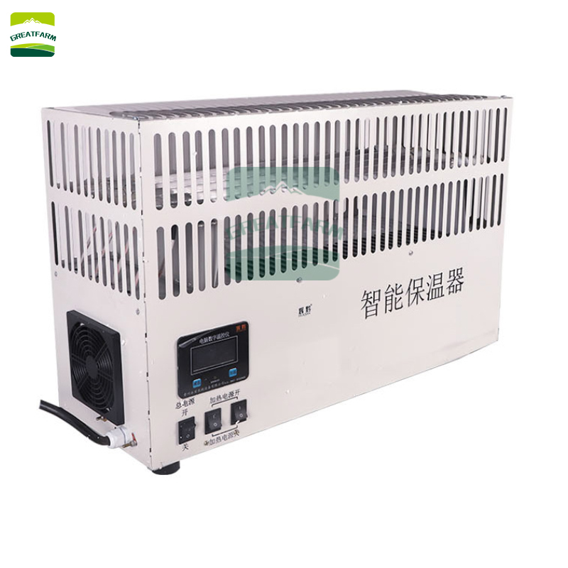 Brooder warmer fully automatic intelligent heater furnace brooder umbrella chicken duck goose house heater breeding equipment
