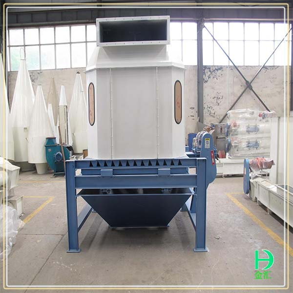 poultry feed pellet cooler