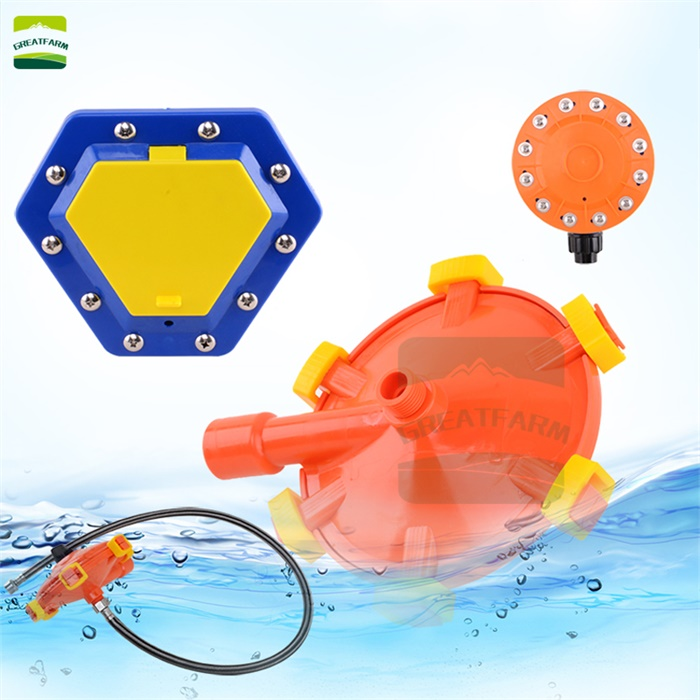 Pigs automatic water level controller