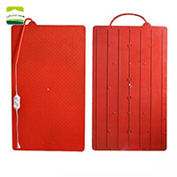 Piglet electric heating plate
