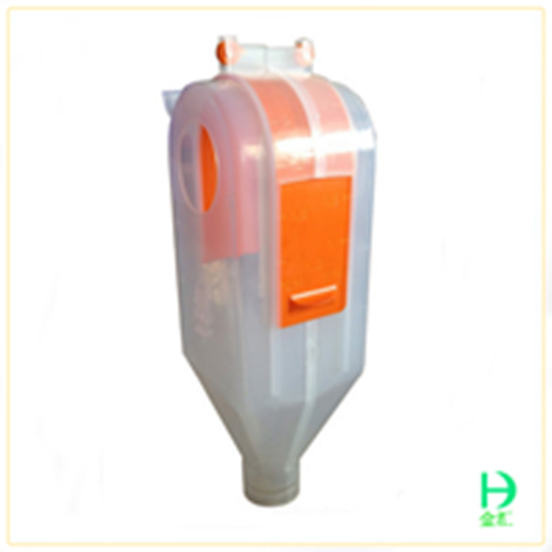 Plastic Feed Barrel